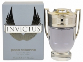 ESSENCIA INVICTUS PACO RABANE MASCULINO 100ML